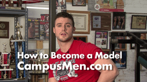 What It Takes To Be A Male Fitness Model